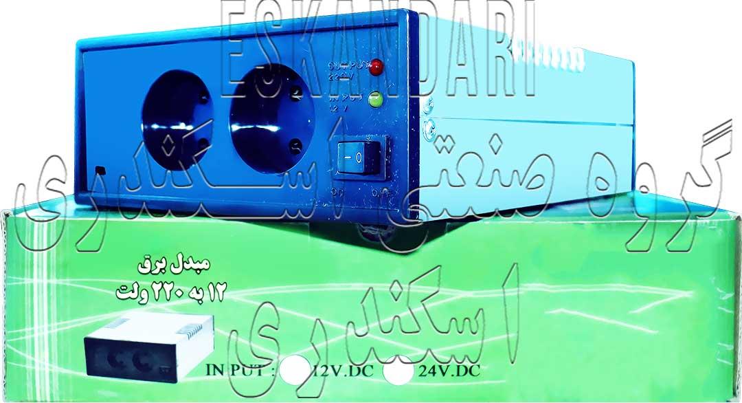 قابلیت اتصال به برق اضطراری در دستگاه جوجه کشی شتر مرغی 16 تایی