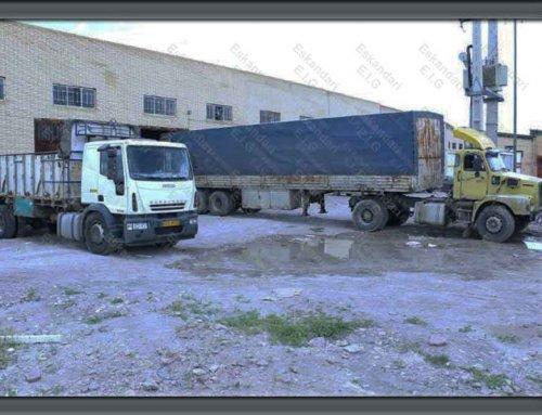 صادرات دستگاه جوجه کشی به ترکمنستان