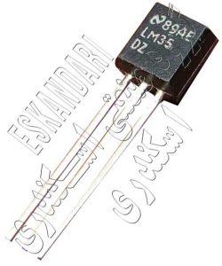 سنسور LM35 به عنوان سنسور دوم دستگاه جوجه کشی سوپر شتر مرغی 16 عددی