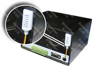 سنسور سنجش دمای بیرون دستگاه