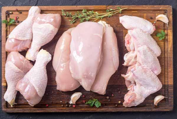 خواص و مضرات گوشت مرغ - سایت جوجه کشی دات کام