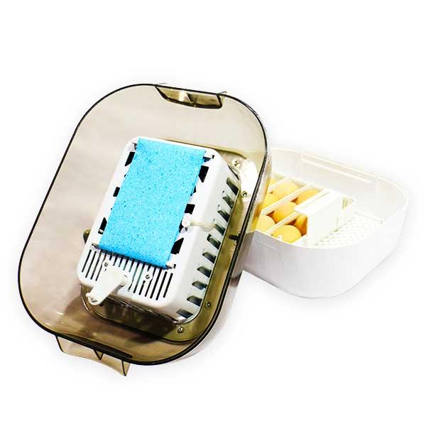 دستگاه جوجه کشی - تنظیم دما و رطوبت