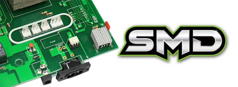 سیستم مونتاژ SMD
