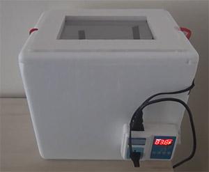 آموزش ساخت دستگاه جوجه کشی