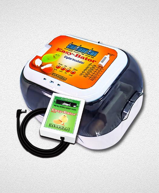 دستگاه جوجه کشی حرفه ای ایزی باتور شش - وب سایت جوجه کشی دات کام