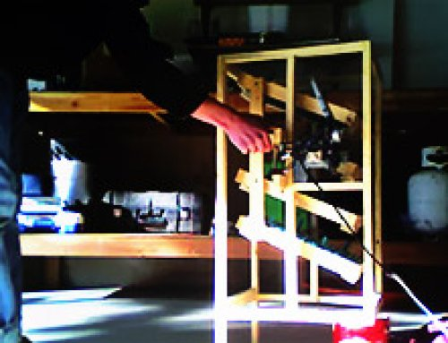 نحوه ساخت یک ترنر جوجه کشی اتوماتیک