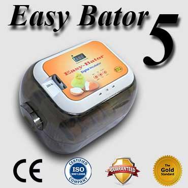 دستگاه جوجه کشی خانگی ایزی باتور 5