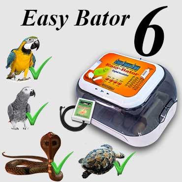 دستگاه جوجه کشی خانگی ایزی باتور 6