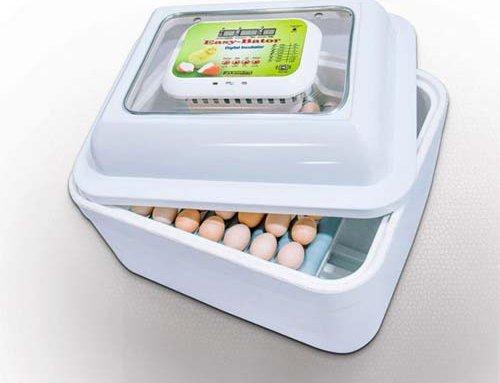 دستگاه جوجه کشی خانگی اتوماتیک ایزی باتور 3 ( ساخت EIG )