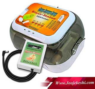 دستگاه جوجه کشی خانگی ایزی باتور ۶