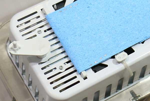 برای تنظیم دقیق رطوبت دستگاه جوجه کشی چه باید کرد - جوجه کشی دات کام